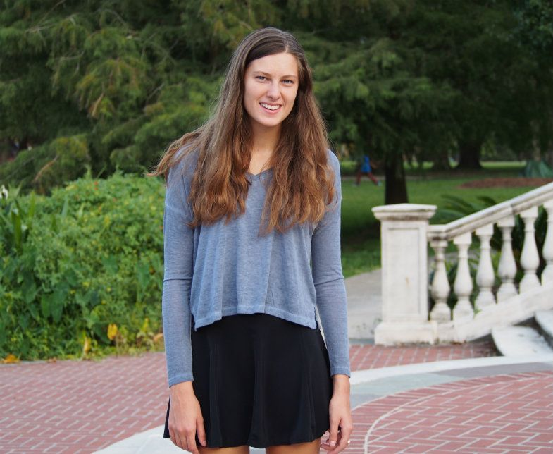 Kathryn Rydberg '15, Stanford University