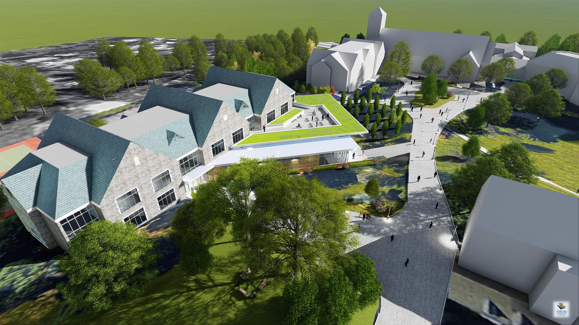 Loyola Blakefield Campus Map.Loyola Blakefield Ignite The Campaign For Loyola Blakefield
