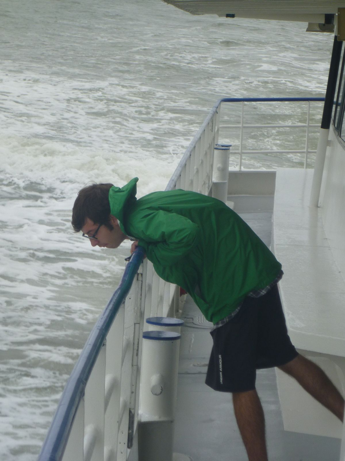 Christchurch School Photo Gallery Andrew Smith Bermuda Shorts Cokelat 30 Junior Immersion Trip 2013