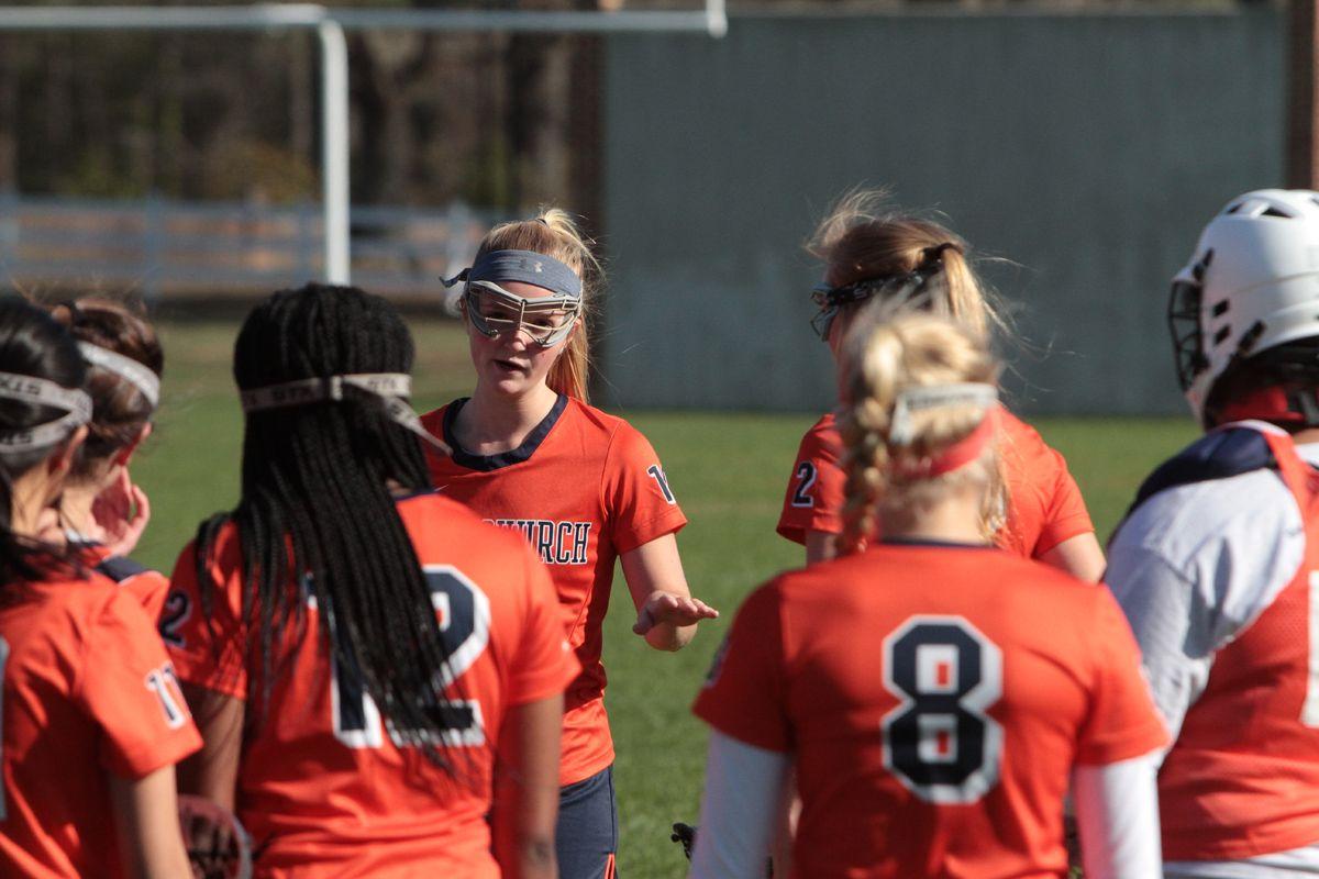 245208fbbd Varsity Girls Lacrosse vs Fredericksburg Academy 3-21-16