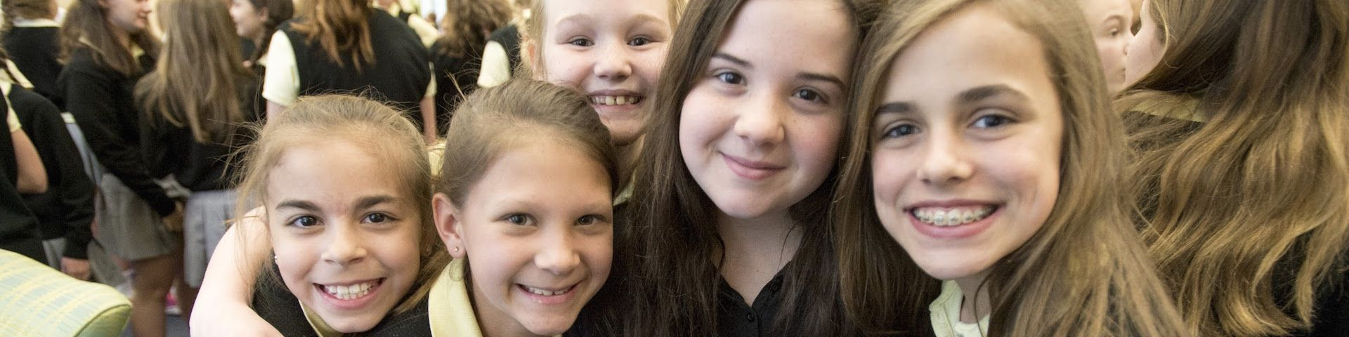 Middle School | Hutchison School for Girls in Memphis, TN