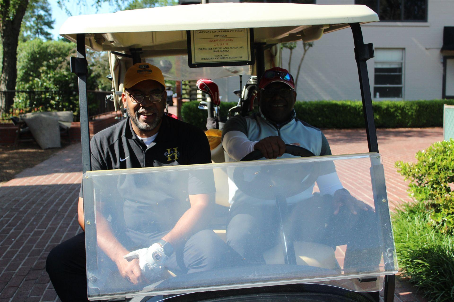 Golf Scramble | Hutchison in Memphis, TN on