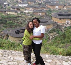 Friends students have participated in SYA China (above), Italy (below), Spain, and France.