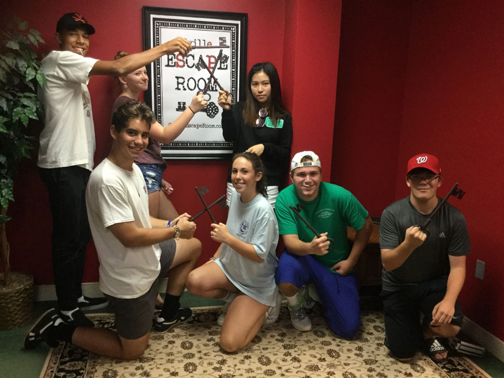 12th does Escape Room