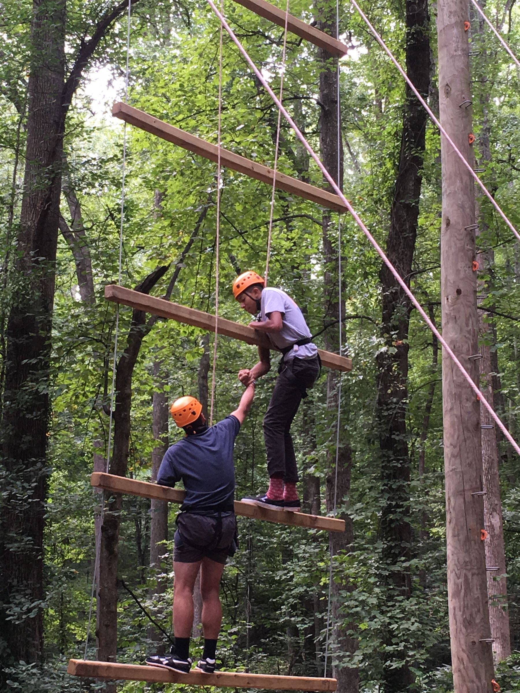12th ropes course