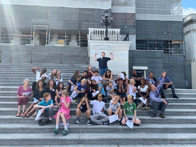 7th grade trip to DC - Metro Travel