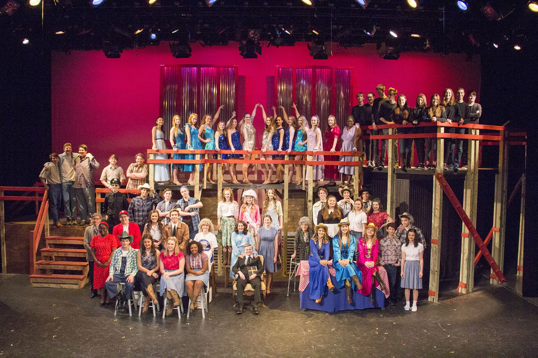 Footloose - Spring 2018