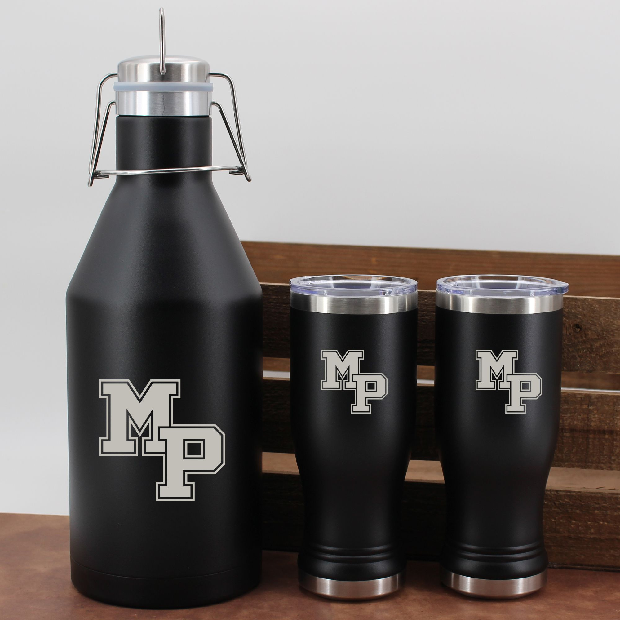 Limited Edition Growler Set