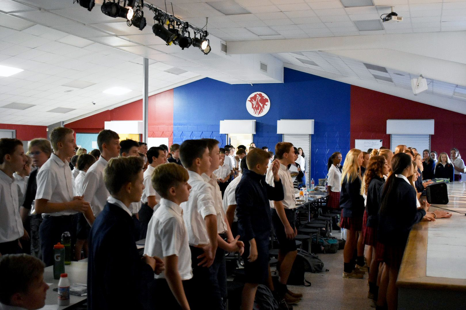 Grapevine Faith Christian School | Developing and Graduating