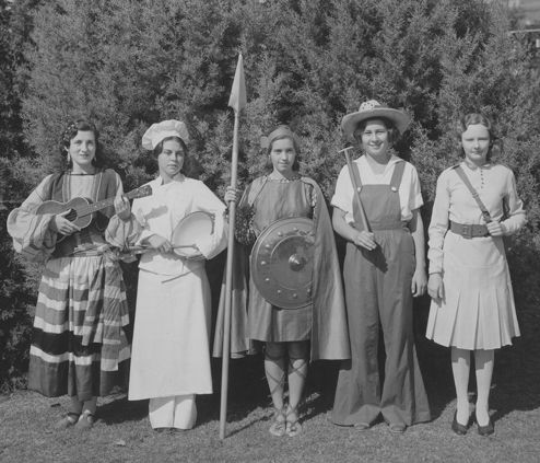 1936 Song Contest Leaders