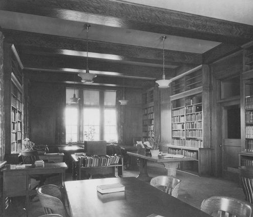 1930s Library