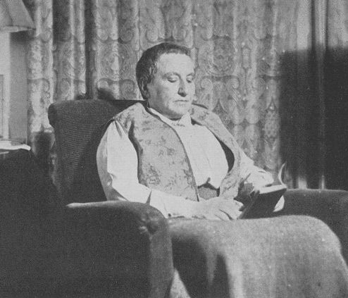 1935 Gertrude Stein by Marguerite Grow