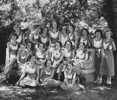 Class of 1939 first form