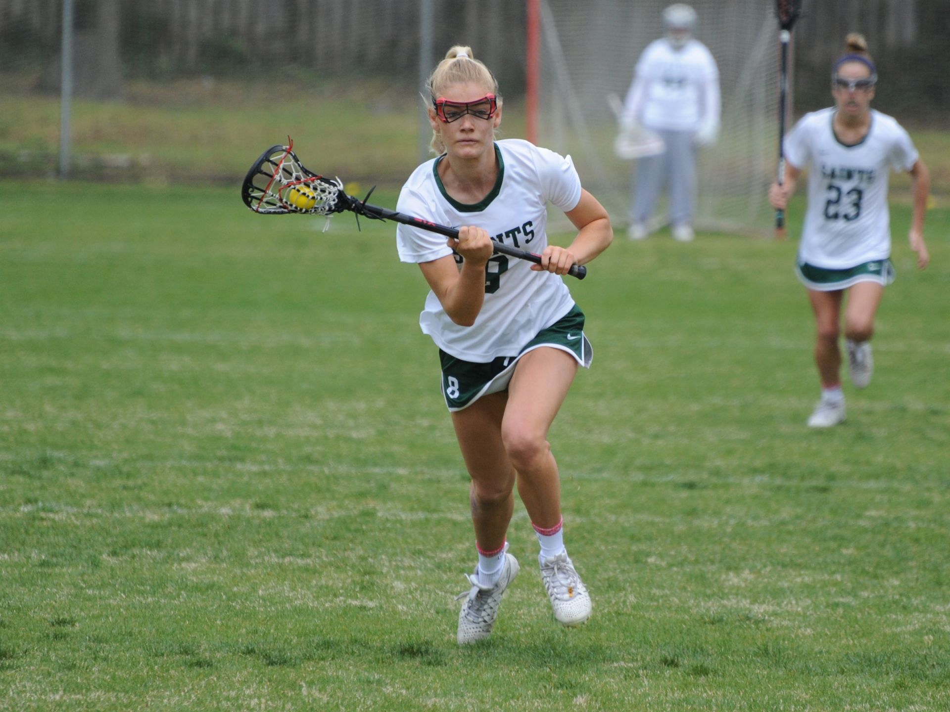ANNA PUSEY | LACROSSE | COLLEGE OF HOLY CROSS