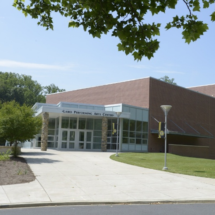 The Laird Performing Arts Center, Tatnall's most recent building, was opened in 2007.