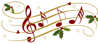 Christmas Music Notes.Loyola Academy With December Upon Us It S Time To Put On