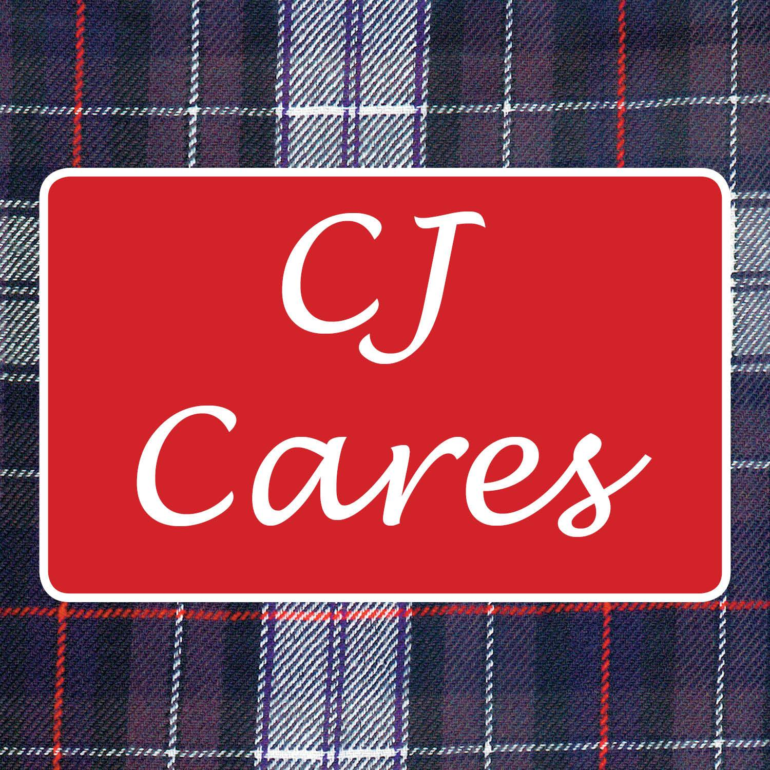 CJ Cares Logo
