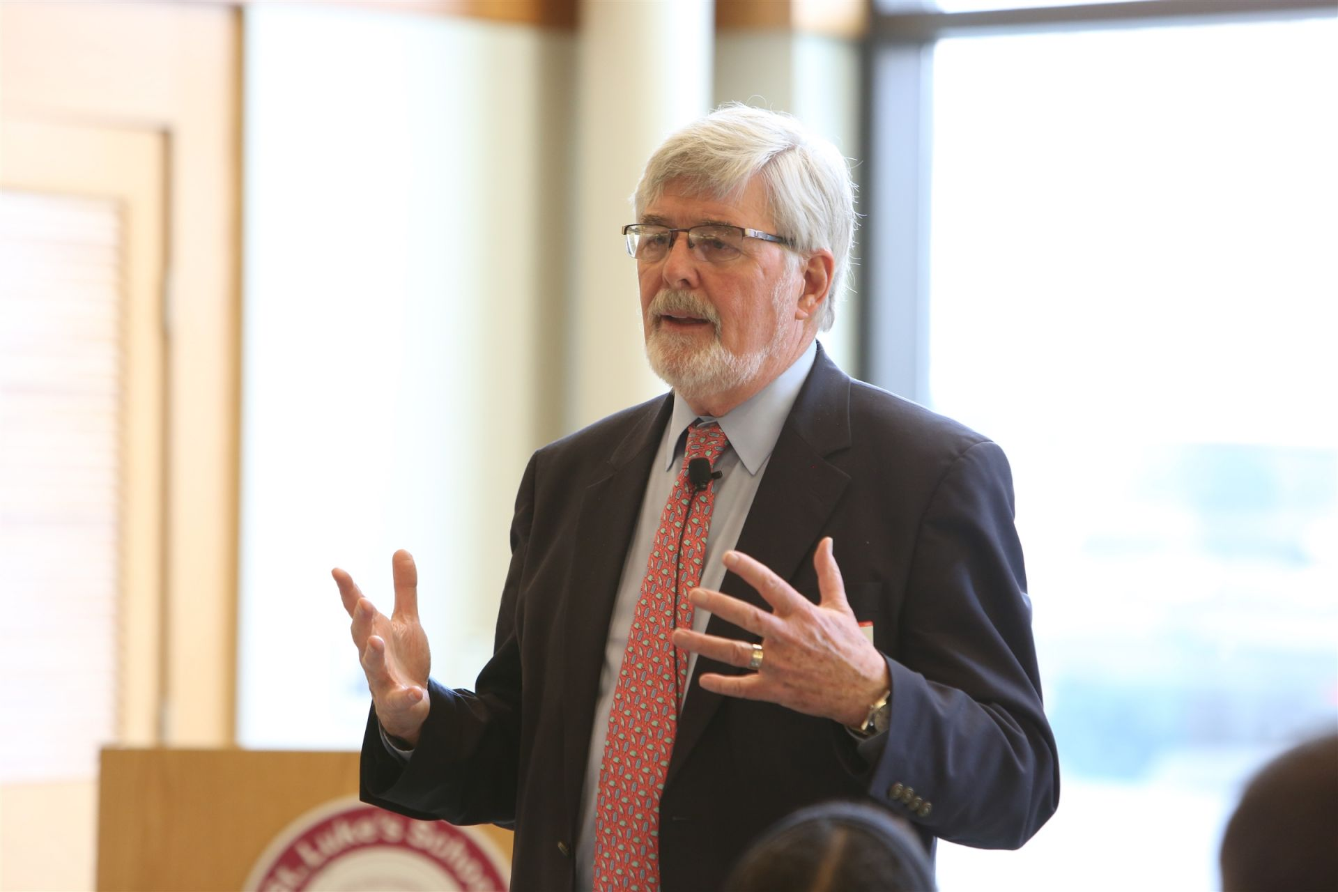 PA Speaker Series: Dr. Michael Thompson