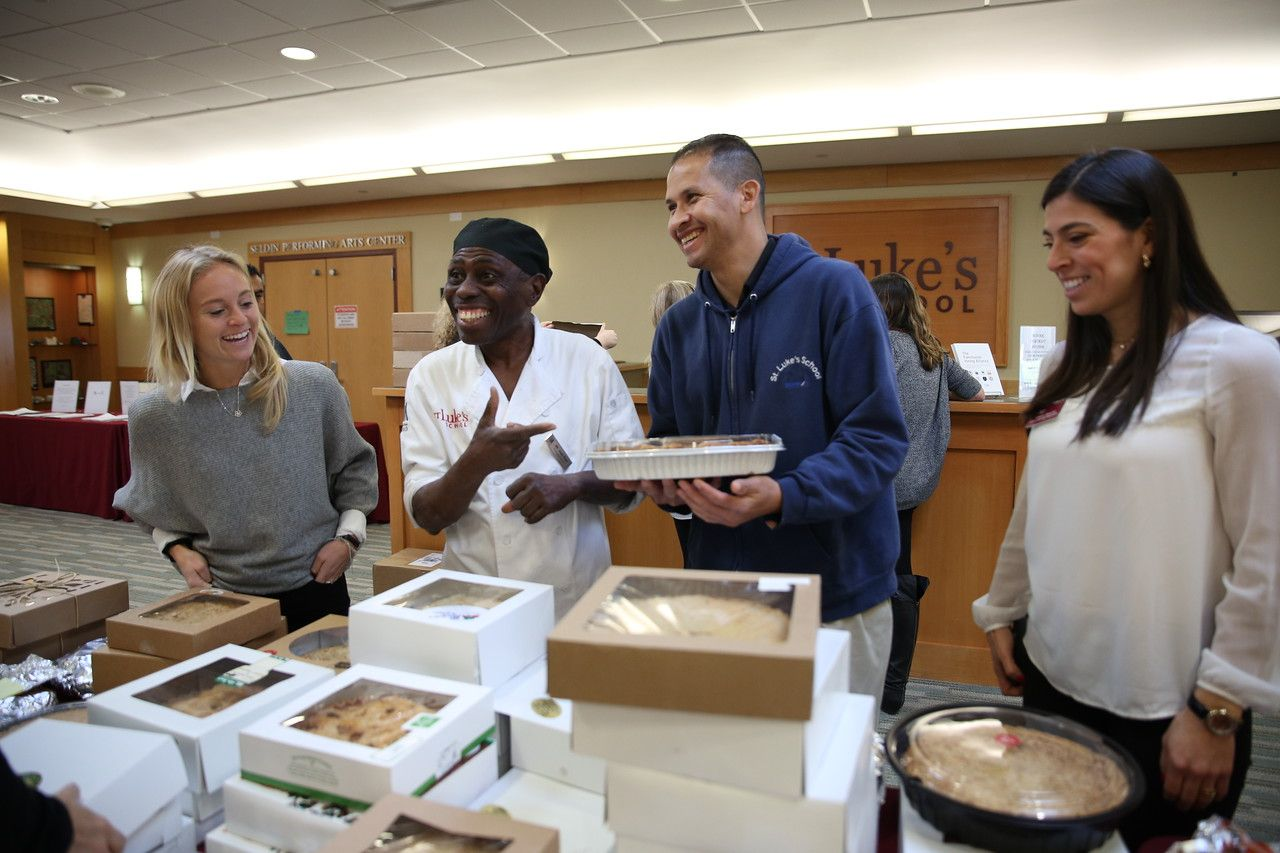 Annual PA Thanksgiving Pie Giveaway for Faculty & Staff