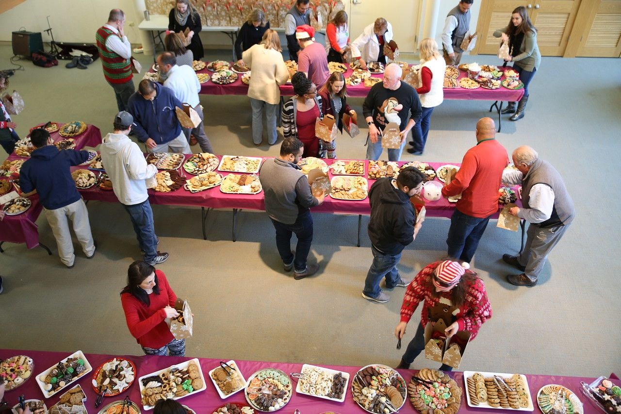 Annual PA Cookie Stroll for Faculty & Staff