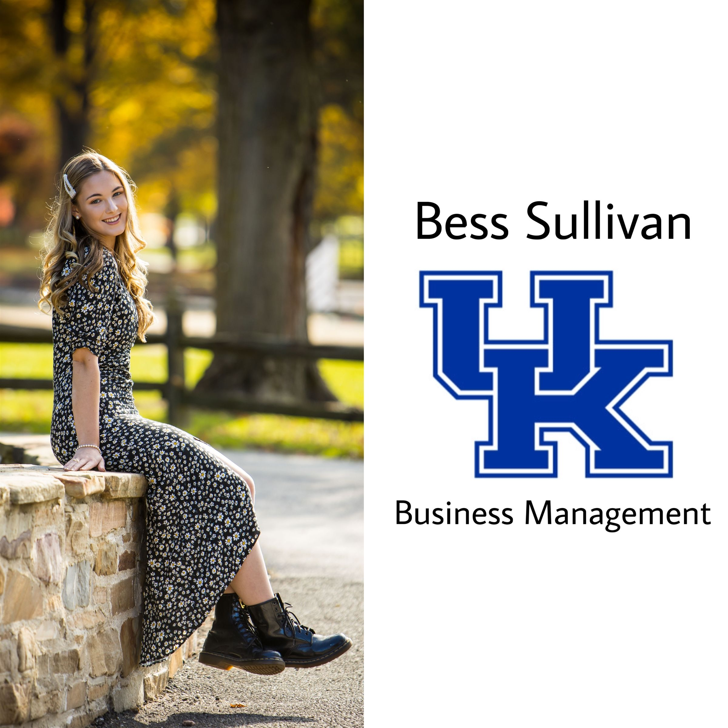 BESS IS KENTUCKY BOUND!! She will be studying business management at the University of Kentucky as well as continuing her riding career in Lexington! So proud! Congrats!!