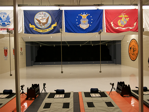 Cadet Rifle Range