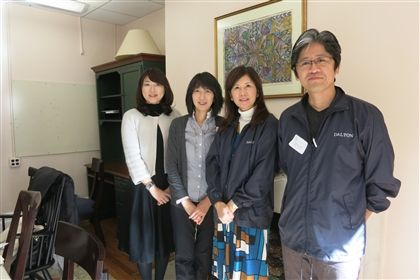 Our Japanese Visitors - 224