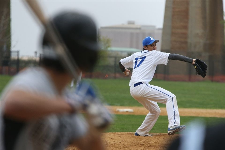 Dalton Varsity Baseball vs Hackley01