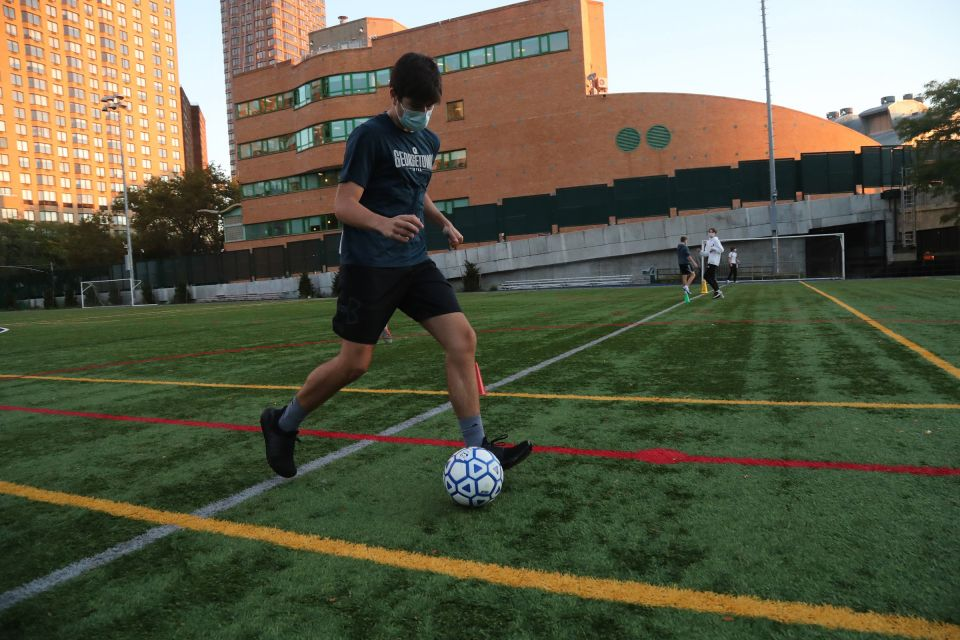 Soccer at Asphalt Green - 4 of 45