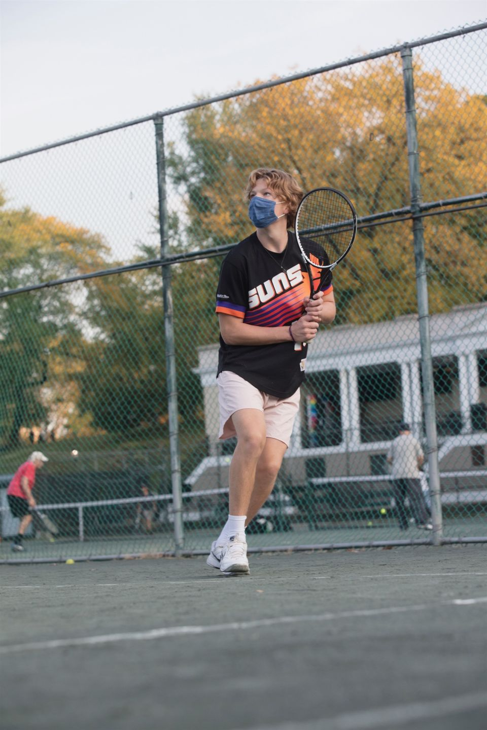 Dalton Tennis in Central Park - 1 of 34