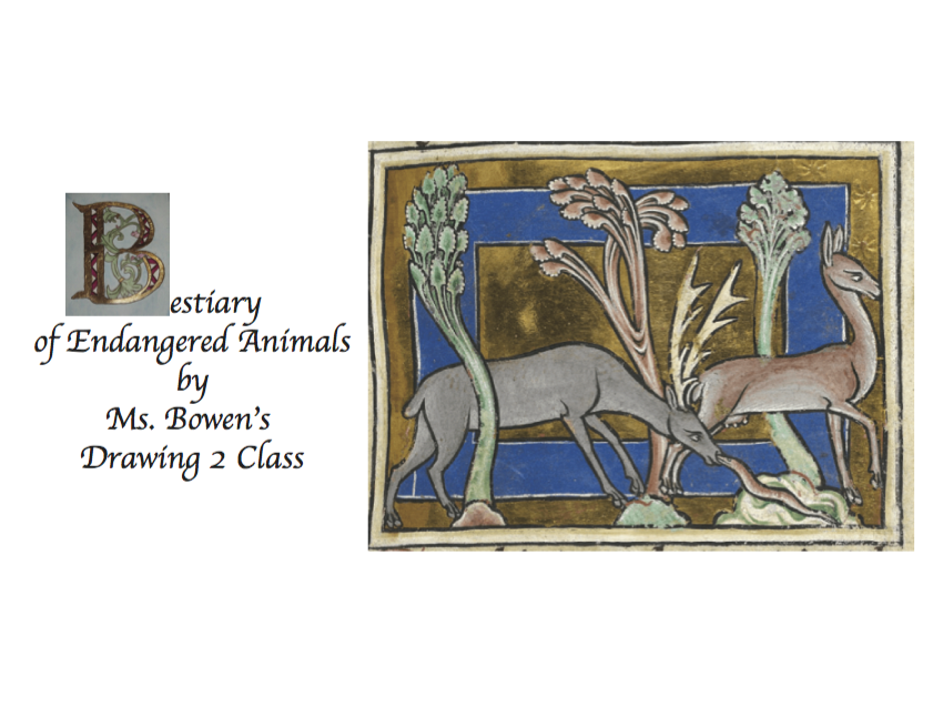 Bestiary of Endangered Animals