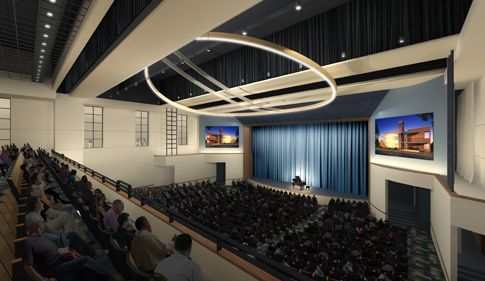 Sr. Jane Meyer, O.P. Assembly and Performance Hall