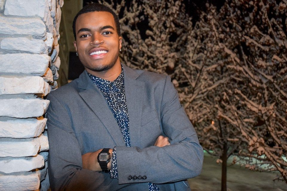 Purdue University student government president, engineering major and quarterback - Intern at Accenture, a consulting firm in Chicago -