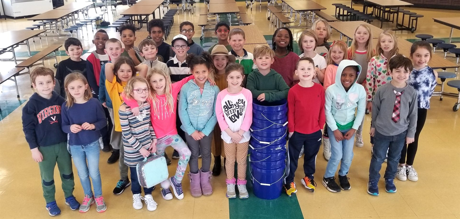 With the World Wildlife Fund on their side, Orchard second graders share their data with other students at various town meetings here at the school, as well as participate in their first national school food waste audit. In case you forgot, these are second graders! Oh, the power of Progressive ed.