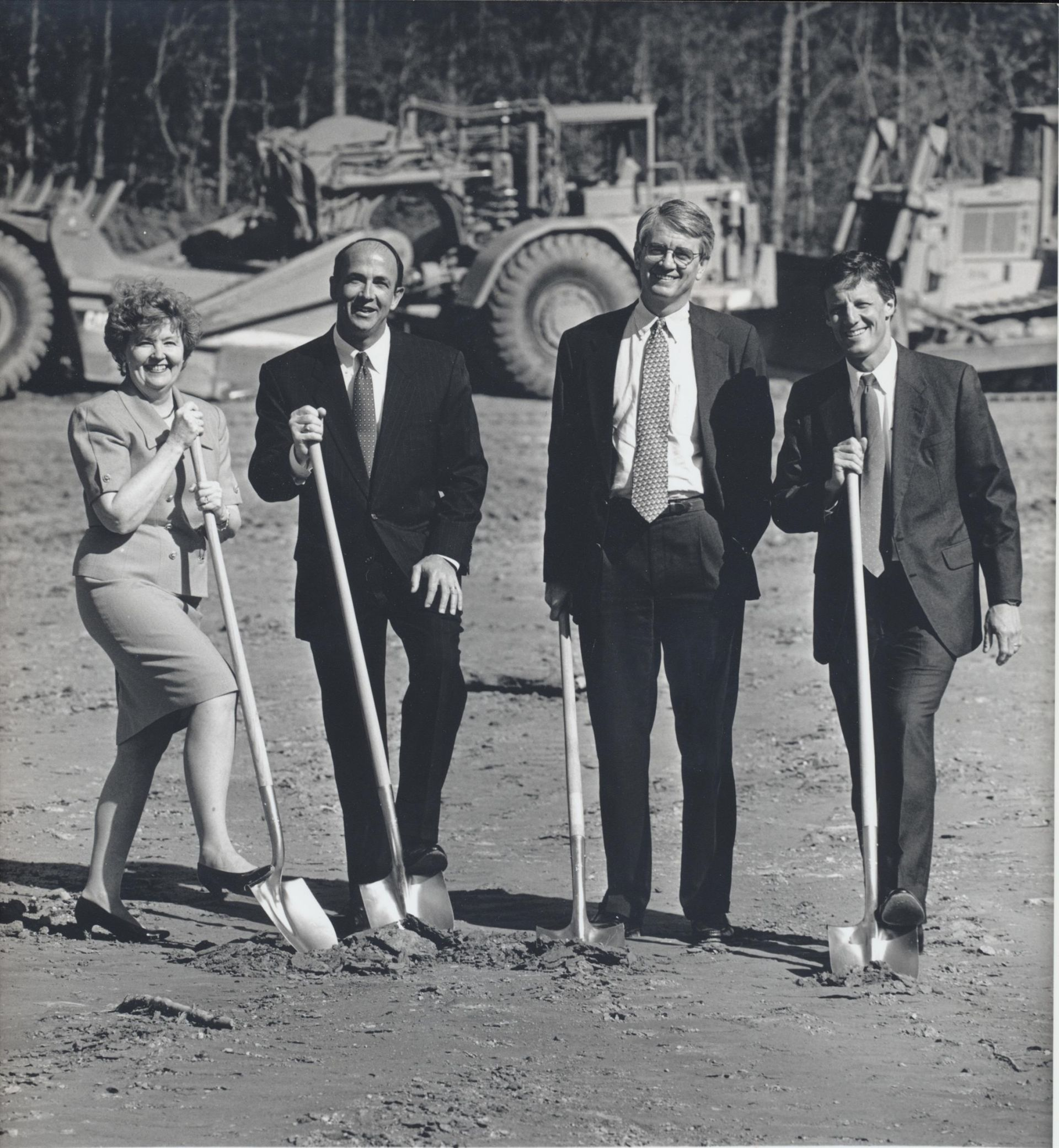 Norcross campus groundbreaking
