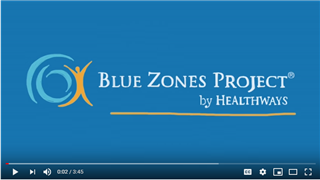 Blue Zones Video