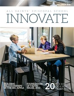 Innovate Magazine, Fall 2016