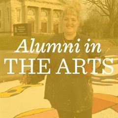 Alumni in the Arts