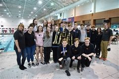 swim team regionals