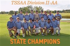 2019 State Golf Champions