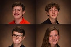 National Merit Semifinalists