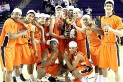 2012 Ensworth High School Basketball Champions