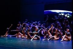 School of Dance elemental