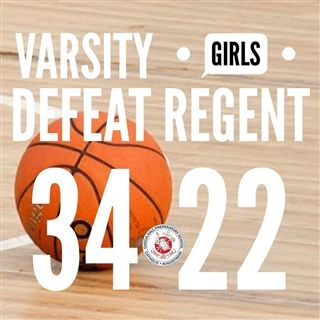 Cascia varsity girls and JV boys basketball defeated Regent Tuesday night at Regent.