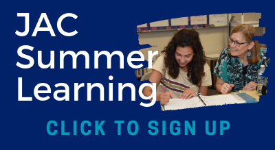 JAC Summer Learning