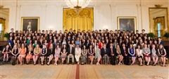 U.S. Presidential Scholars at White House