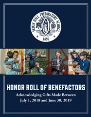 Honor Roll of Benefactors