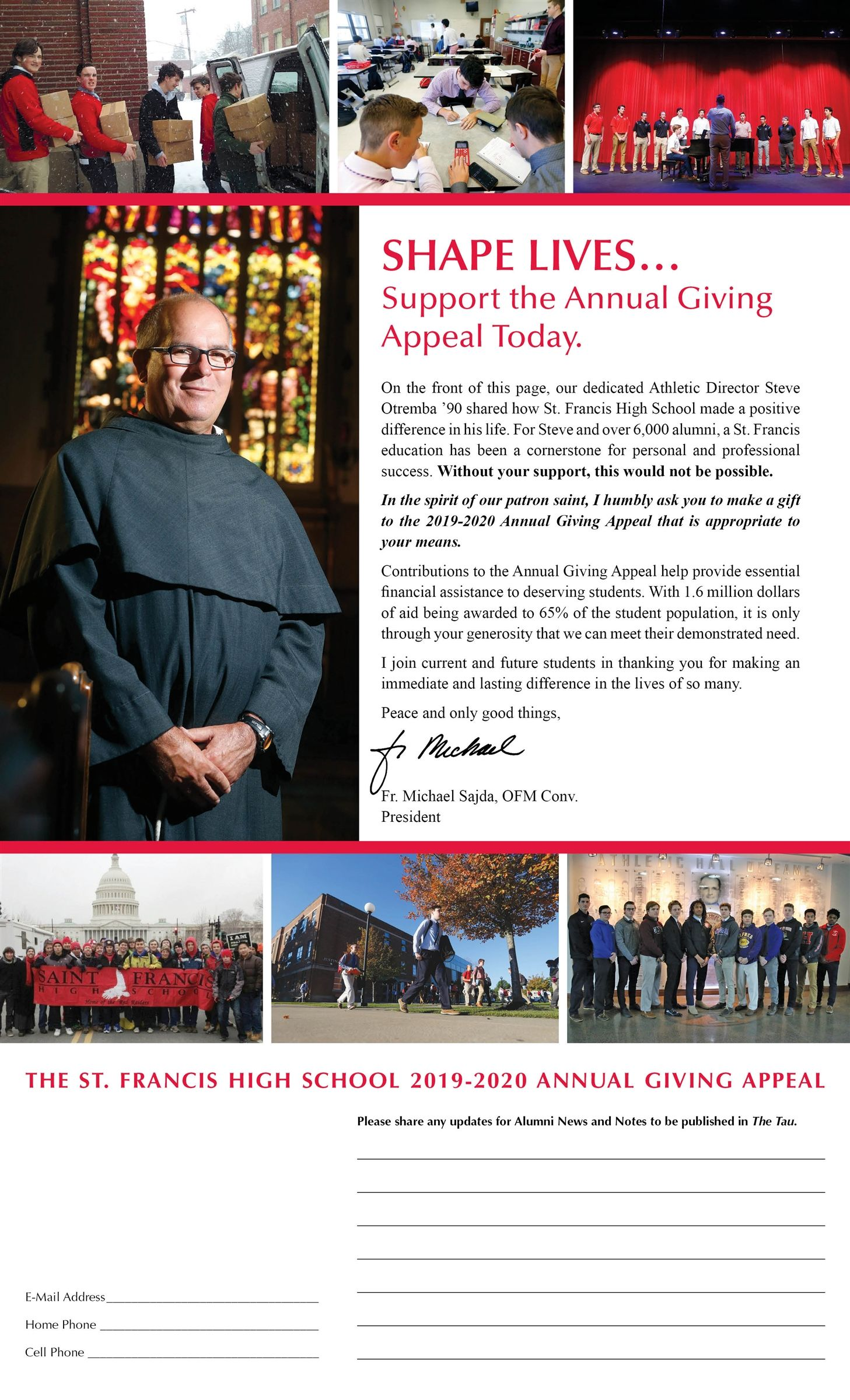 Annual Giving Page 2