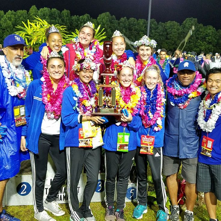 Seabury Hall Girls Win State Track Championship