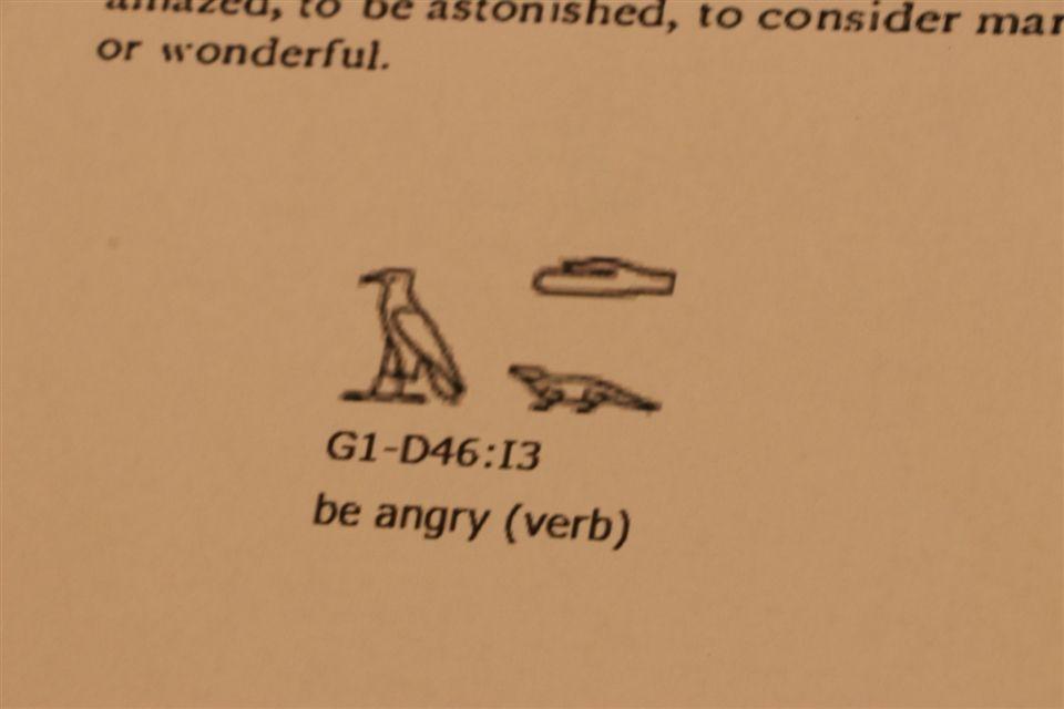Parker | Chicago | Hieroglyphics Expert Visits the 4th Grade